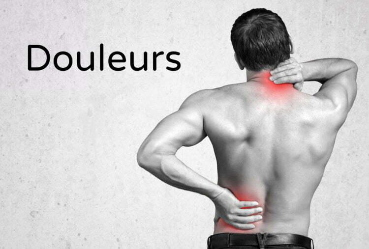 Types de douleurs