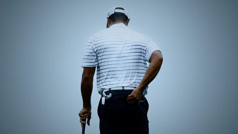 Golfeur sténose spinale